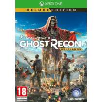 Ghost Recon - Wildlands - Deluxe Edition - Xbox one játék