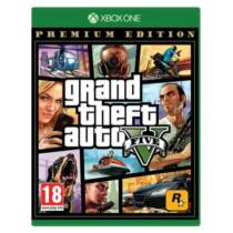 Grand Theft Auto 5 - GTA V - Premium Edition - Xbox One játék