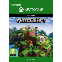 Minecraft játék - Xbox One - elektronikus licensz - digitális kód