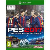 Pro Evolution Soccer 2017 (PES 17) - Xbox One játék