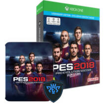 Pro Evolution Soccer - 2018 - Legendary Edition - Xbox One