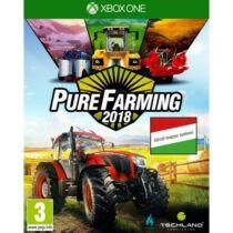 Pure Farming 2018 Digital Deluxe Edition - Xbox One - elektronikus licensz
