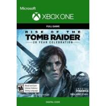 Rise of the Tomb Raider: 20 Year Celebration - Xbox One - elektronikus licensz kulcs