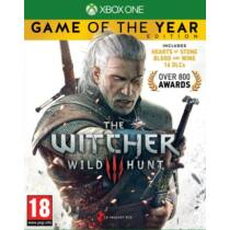 The Witcher 3: Wild Hunt - Game of the year Edition - Xbox one játék