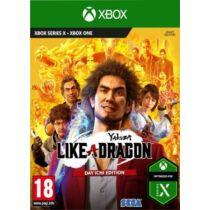 Yakuza - Like a Dragon - Day Ichi Steelbook Edition - Xbox One játék