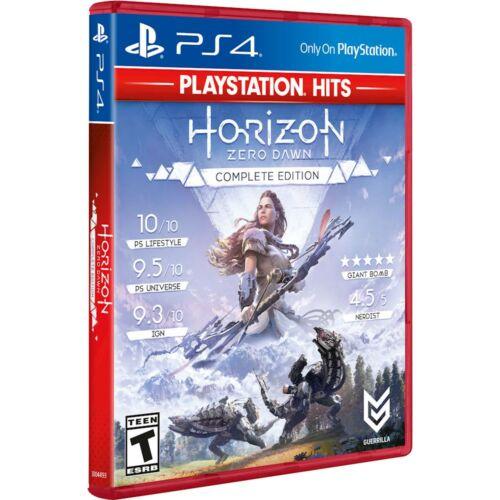 Horizon Zero Dawn - Complete Edition - PS4 játék