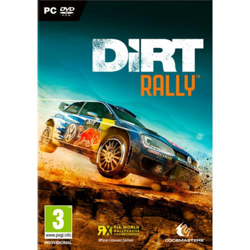 Dirt Rally - PC játék - elektronikus licenc - Steam