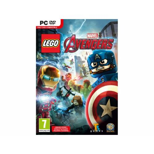 Lego Avengers - PC játék
