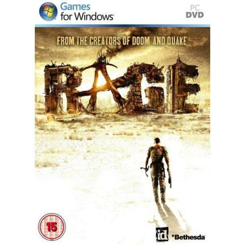 Rage - PC játék - elektronikus licensz