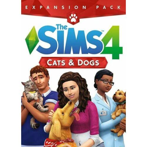 The Sims 4: Cats & Dogs DLC - PC játék