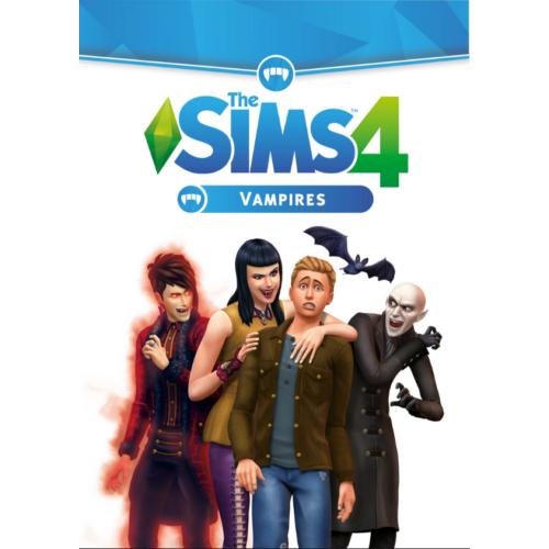 The Sims 4: Vampires DLC - PC játék