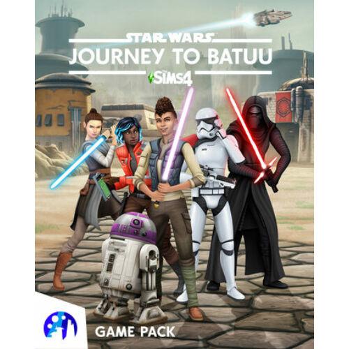 The Sims 4 alapjáték + Star Wars - Journey to Batuu - PC játék, DLC, elektronikus licensz