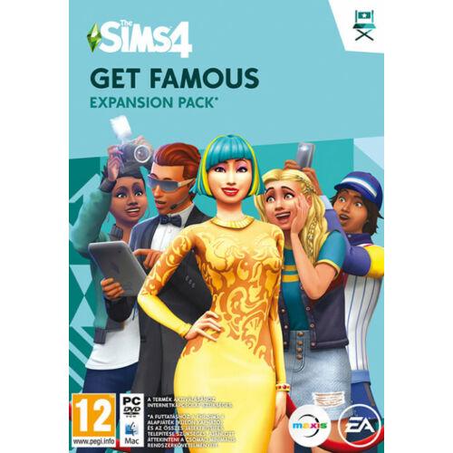 The Sims 4: Get Famous DLC - PC játék