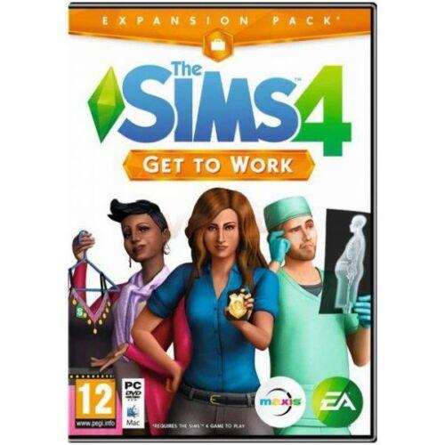 The Sims 4: Get to Work DLC - PC játék