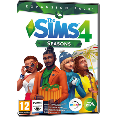 The Sims 4: Seasons DLC - PC játék