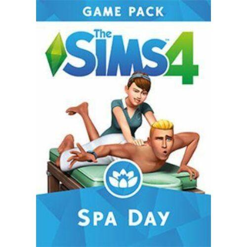 The Sims 4: Spa Day DLC - PC játék