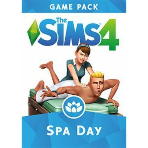 The Sims 4: Spa Day DLC - PC játék
