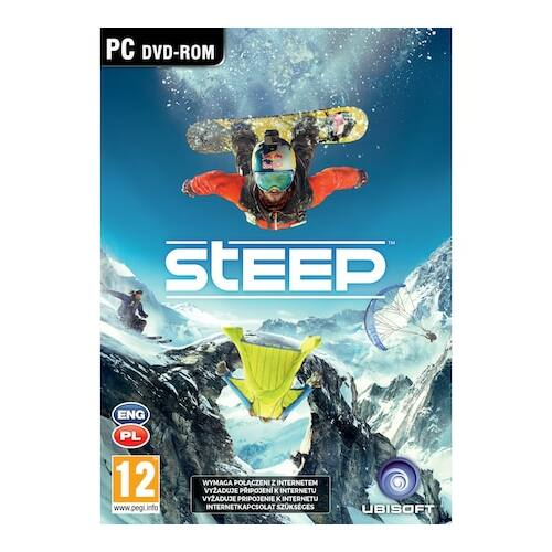Steep - PC játék