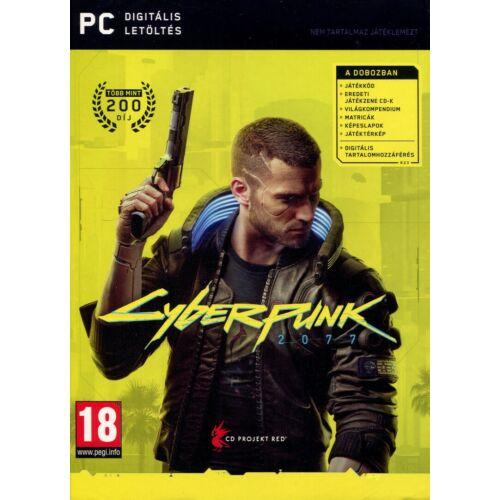 Cyberpunk 2077 - PC játék - magyar felirattal!