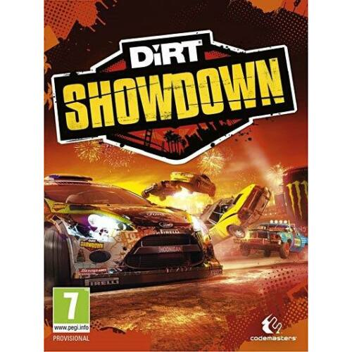 Dirt - Showdown - PC játék - elektronikus licensz