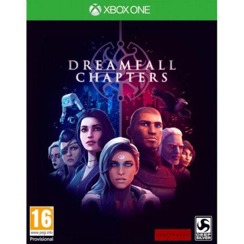 Dreamfall Chapters - Xbox One - elektronikus licensz