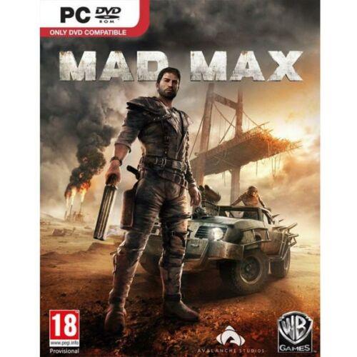 Mad Max - PC játék