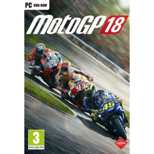 MotoGP 18 - PC játék