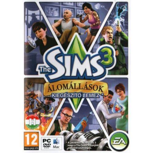 The Sims 3: Álomállások DLC - kiegészítő, elektronikus kulcs