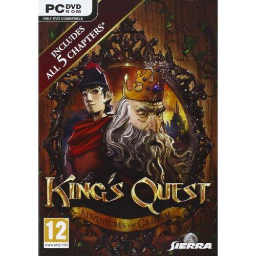 Sierra King's Quest Adventures of Graham (PC) Játékprogram