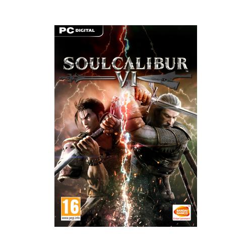 Soul Calibur VI - PC játék