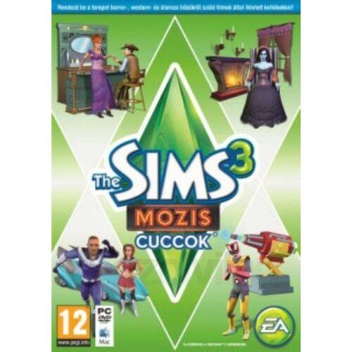 The Sims 3: Mozis cuccok DLC - kiegészítő, elektronikus kulcs