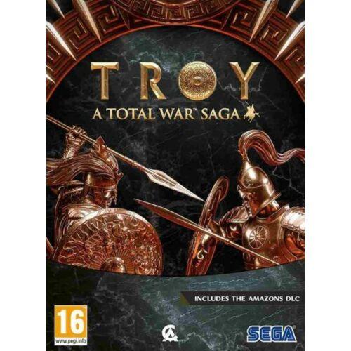 A Total War Saga: Troy Limited Edition (Steelbook + Amazons DLC)