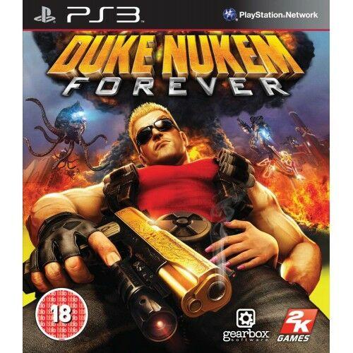 Duke Nukem Forever - PS3 játék
