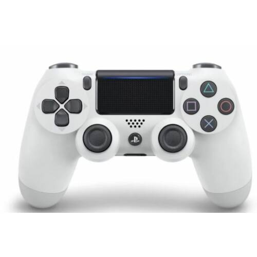 PS4 Sony Dualshock 4 Wireless Controller (OEM) White - fehér