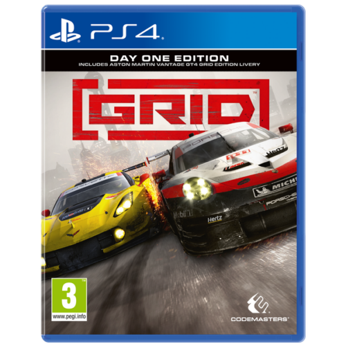 Grid - Day One Edition - PS4 játék