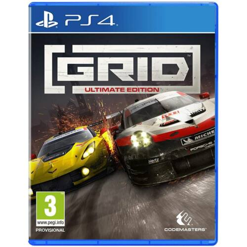 Grid - Ultimate Edition - PS4 játék