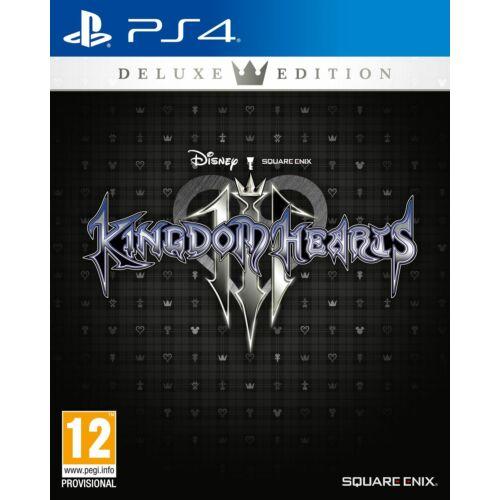 Kingdom Hearts III Deluxe Edition - PS4 játék