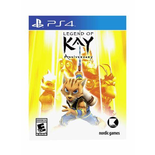 Legend of Kay: Anniversary - PS4 játék