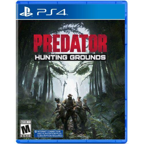 Sony Predator Hunting Grounds (PS4) Játékprogram