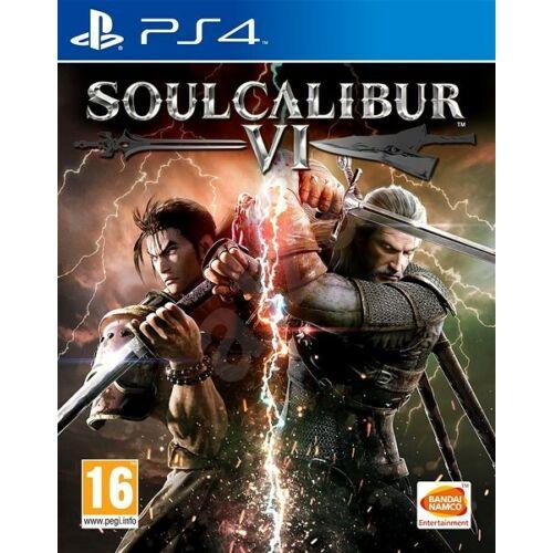 Soul Calibur VI - PS4 játék