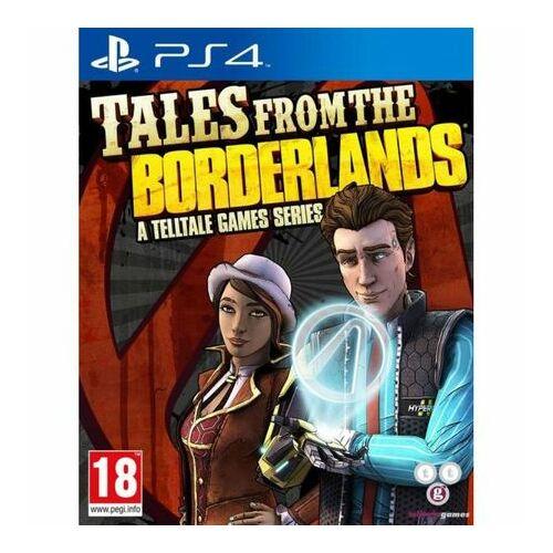 Tales From The Borderlands -PS4 játék