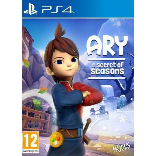 Ary and the secrets of seasons - PS4 játék