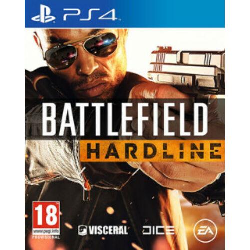 Battlefield - Hardline - PS4 játék