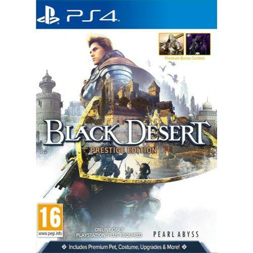 Black Desert [Prestige Edition] (PS4)