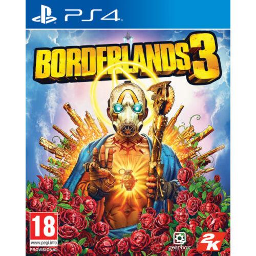 Borderlands 3 (PS4) Játékprogram