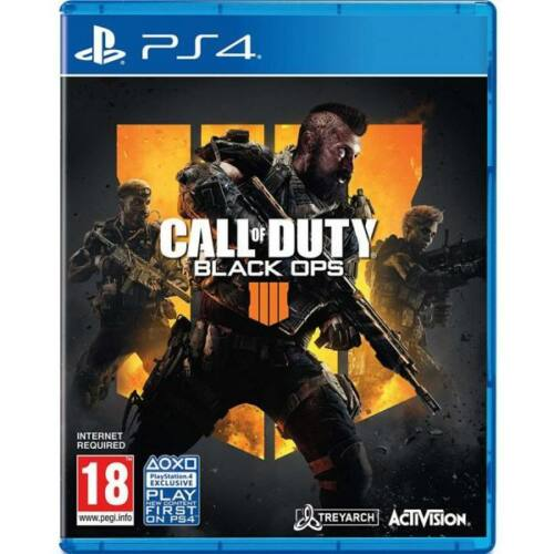 Call of Duty Black Ops IIII - PS4 játék