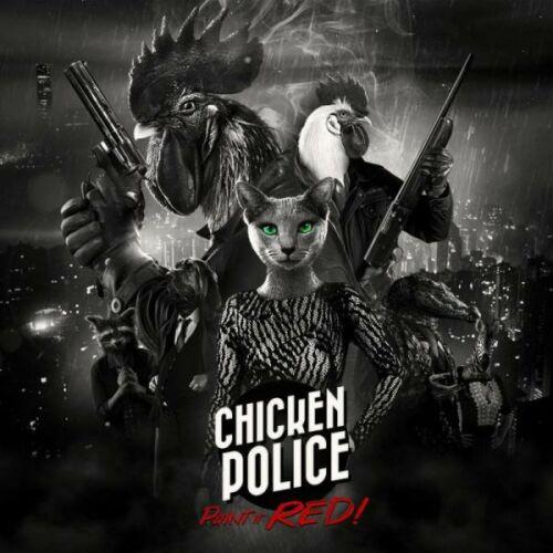 Chicken Police Paint it Red! - magyar felirattal - PC játék
