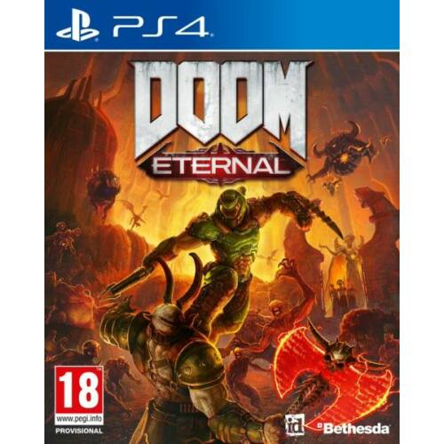 Bethesda DOOM Eternal (PS4) Játékprogram