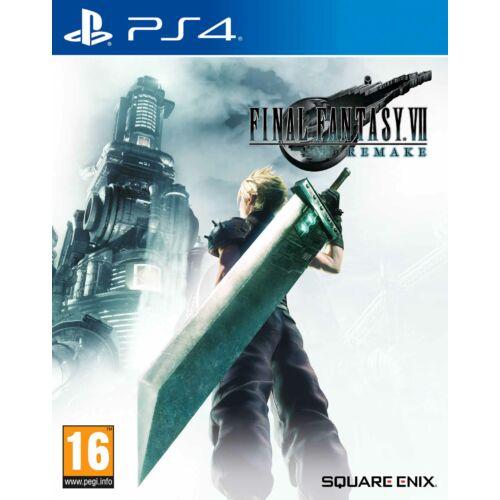 Final Fantasy VII - Remake - PS4 játék