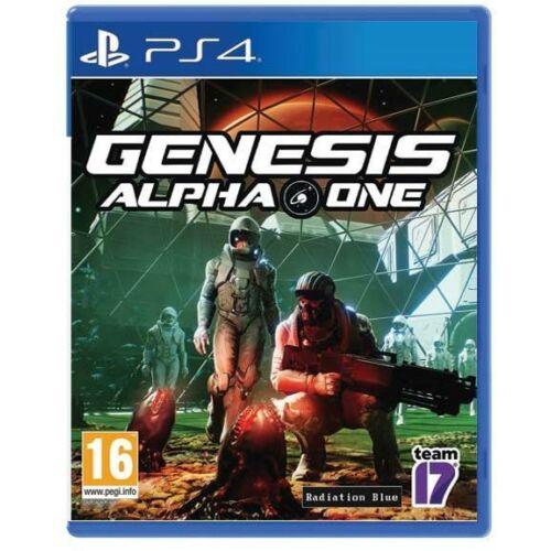 Genesis Alpha One - PS4 - játék
